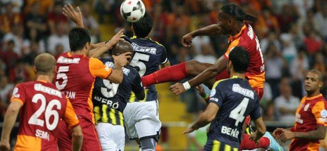 Süper Kupa maçında süper skandal