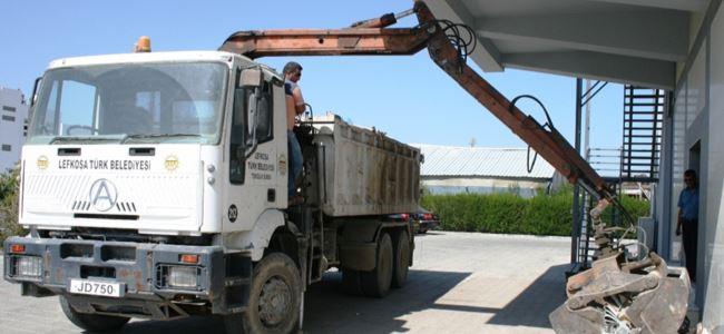LTB Sanayi Bölgesi'nde temizlik seferberliği başlattı