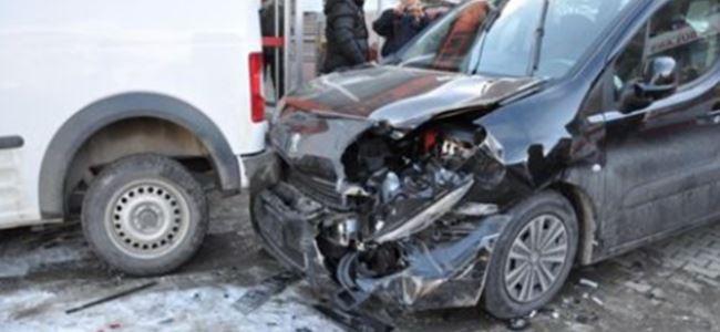 Trafik'te ağır bilonço: 2 ölü 11 yaralı