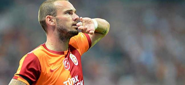 Sneijder'e Milli Takım şoku!