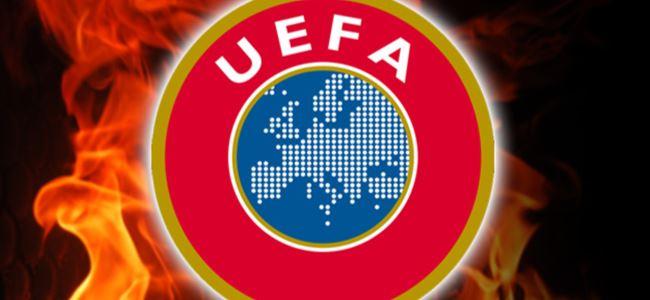 UEFA'dan ömür boyu men!