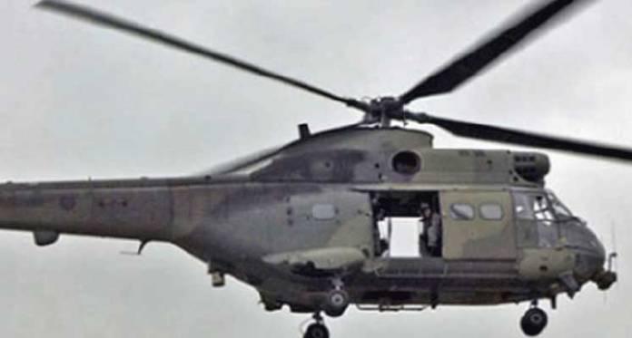 polis helikopteri