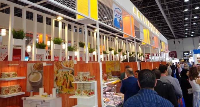 Dubai Gulfood Gıda Fuarı