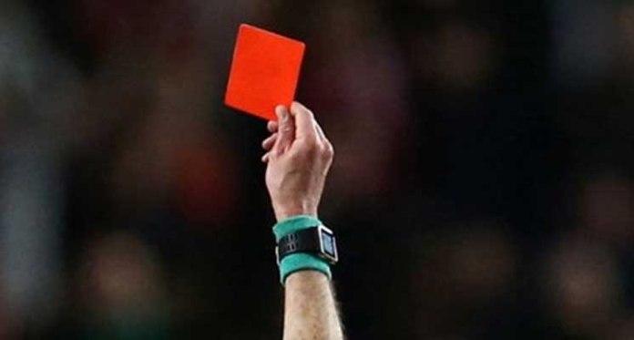 Kırmızı kart