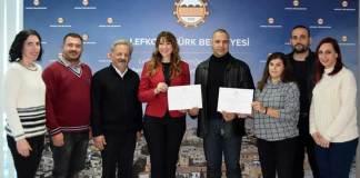 Lefkoşa Türk Belediyesi.