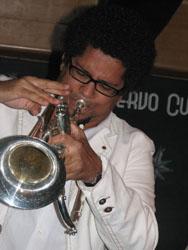 Jazz Musician Yasek Manzano