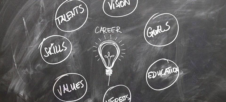 Talent in werk | Online Loopbaantraject
