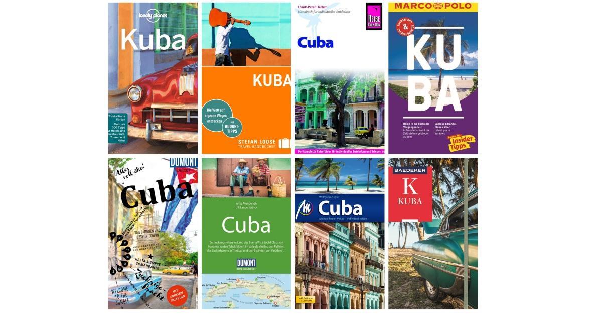 Bester Kuba Reiseführer 2018 [Großer Test und Vergleich]