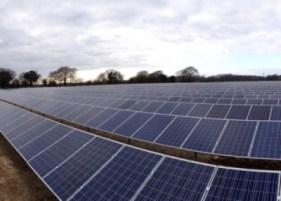 Lovedean Solar Park