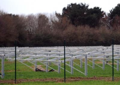 Solar Farm Outines