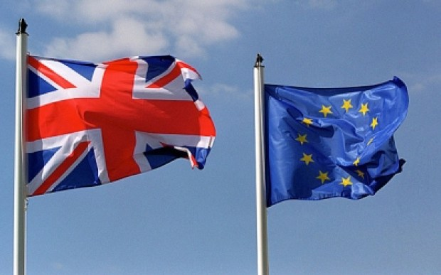 An In/Out vote on Britain's EU membership will be held before the end of 2017 Photo: Alamy