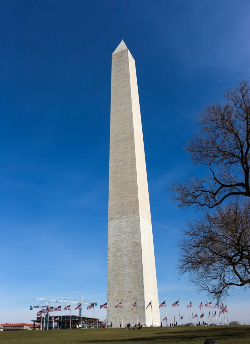 A Great Big Road Trip & Visiting Washington, D.C.