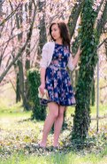 Closet flower dress