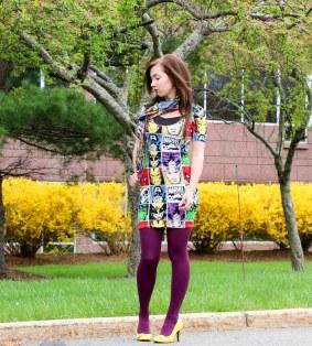 Marvel Dress