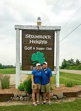 Megan & A.J. Griesbach, creators of Golfing for Veterans