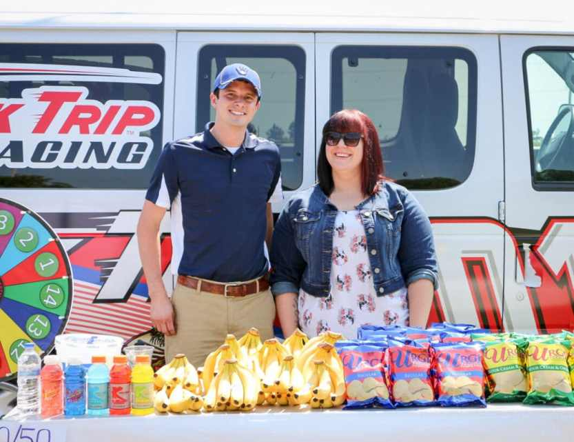 Kwik Trip was one of the many wonderful sponsors this year.