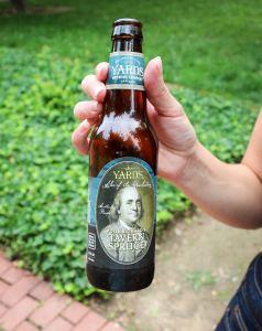 Yards beer