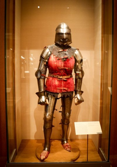 Arms and Armor