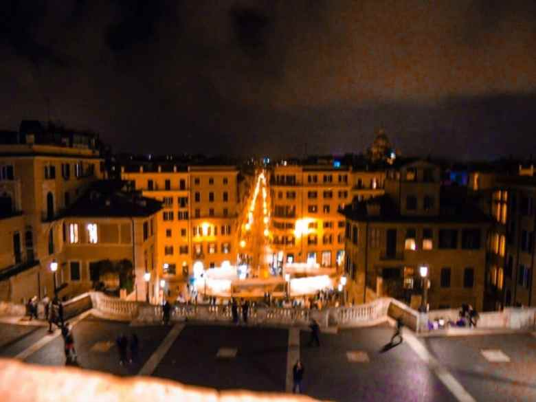 The of Top The Spanish Steps