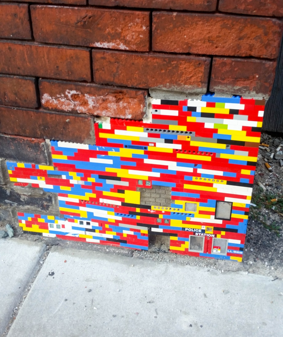 Legos in Boston