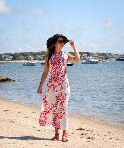 AMI Clubwear Maxi Dress