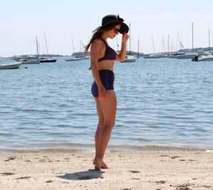 AMI Clubwear swimsuit