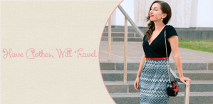 Have Clothes, Will Travel app