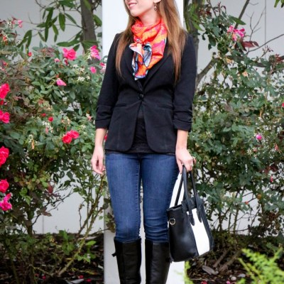 The Pullman Workation: Outfit