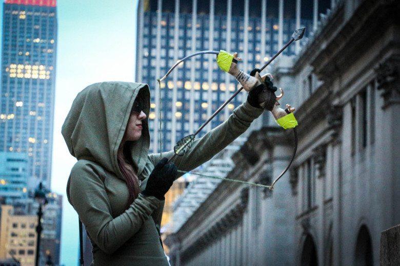Green Arrow Costume