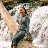 Mt. Tammany waterfall