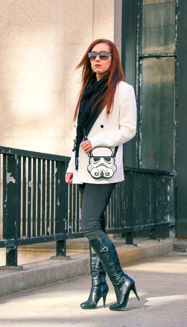 Stormtrooper and the City