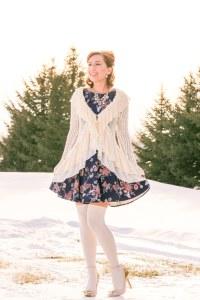 Closet Clothing Skater Dress