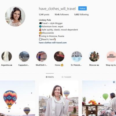 Shop My Looks on Instagram