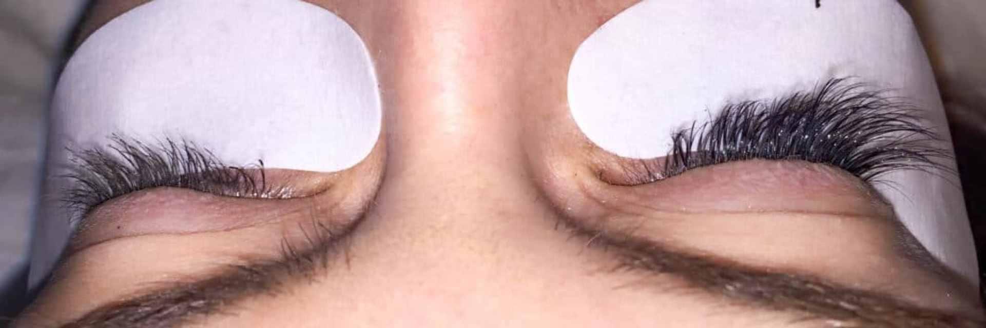 Novalash eyelash extensions