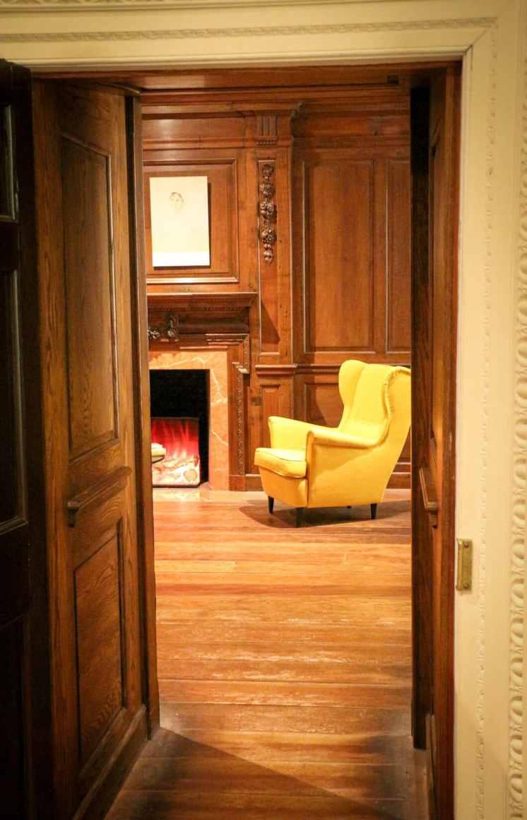 The Jane Austen Sitting Room
