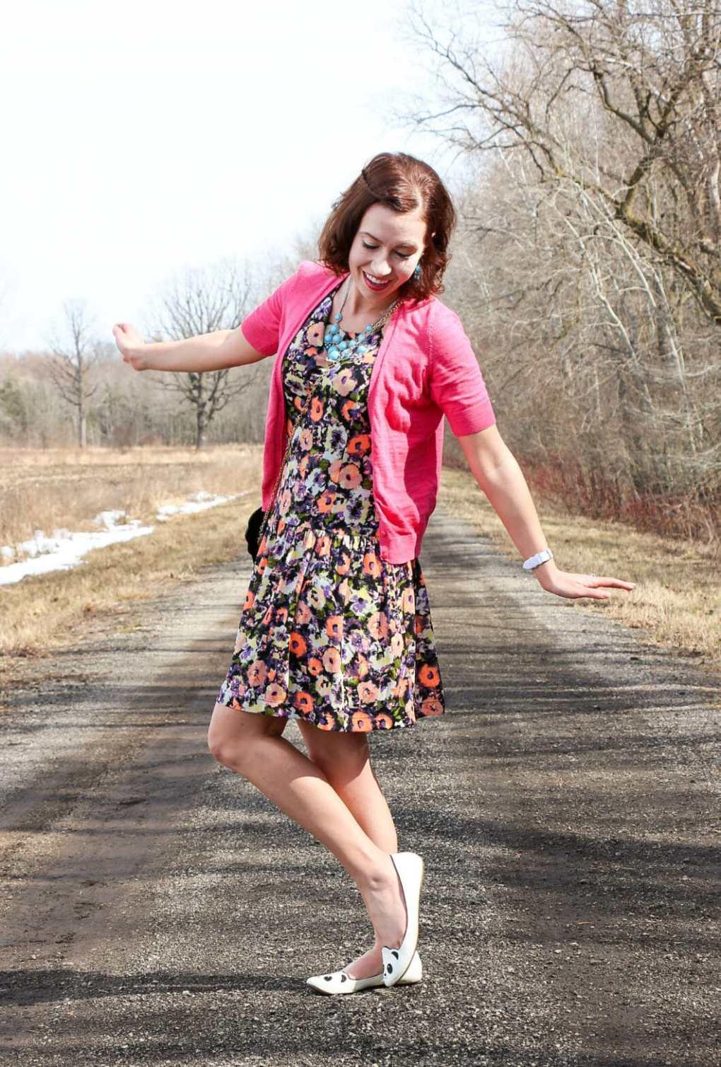 thredUP Spring Capsule Wardrobe
