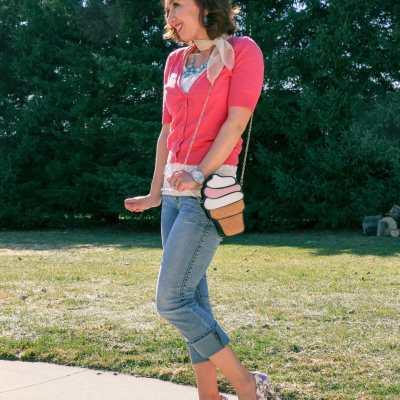 Spring Capsule Wardrobe – Day 1