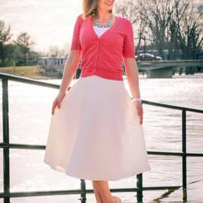 Spring Capsule Wardrobe – Day 3