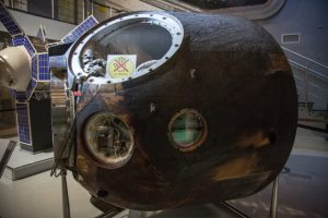 Soyuz 37 Descent Module
