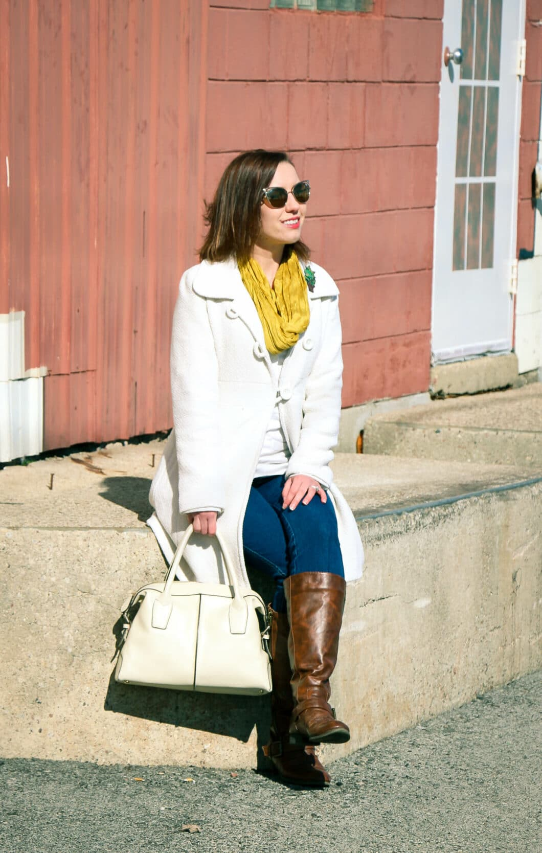 Wisconsin Spring Outfit
