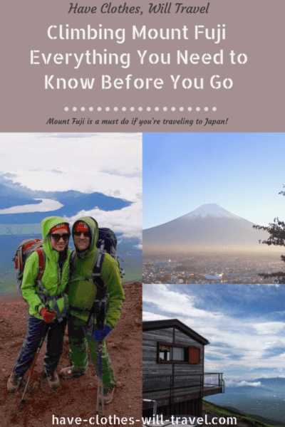 Climbing Mount Fuji – Everything You Need to Know Before You Go