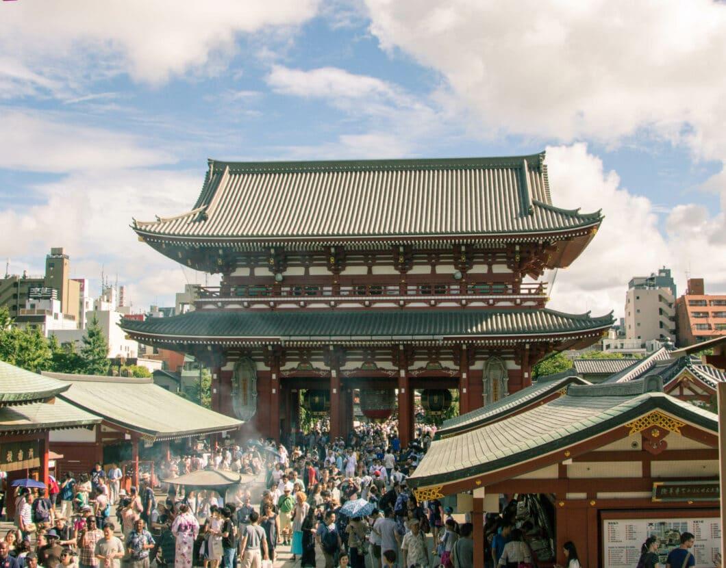 Spending a Day in Asakusa (Tokyo)