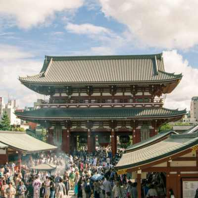Spending a Day in Asakusa (Tokyo)