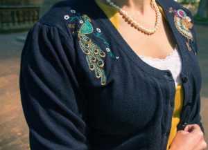 Modcloth cardigan details