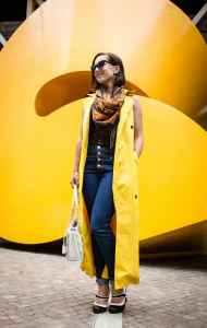 makemechic sleeveless trench coat
