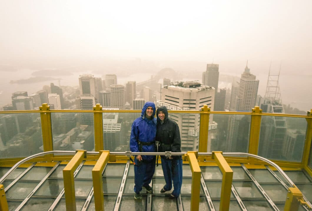 """What to Expect on Sydney Tower's """"Skywalk"""""""