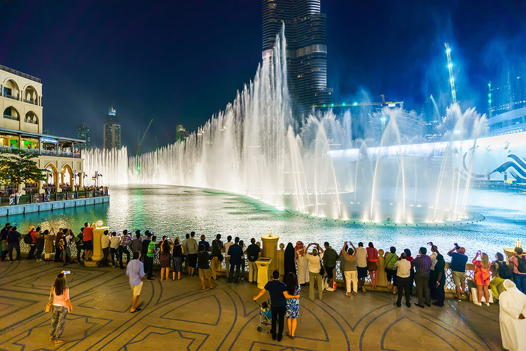 Traveling in Dubai on Less Than $25 a Day