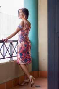 Lilee Yamanat dress