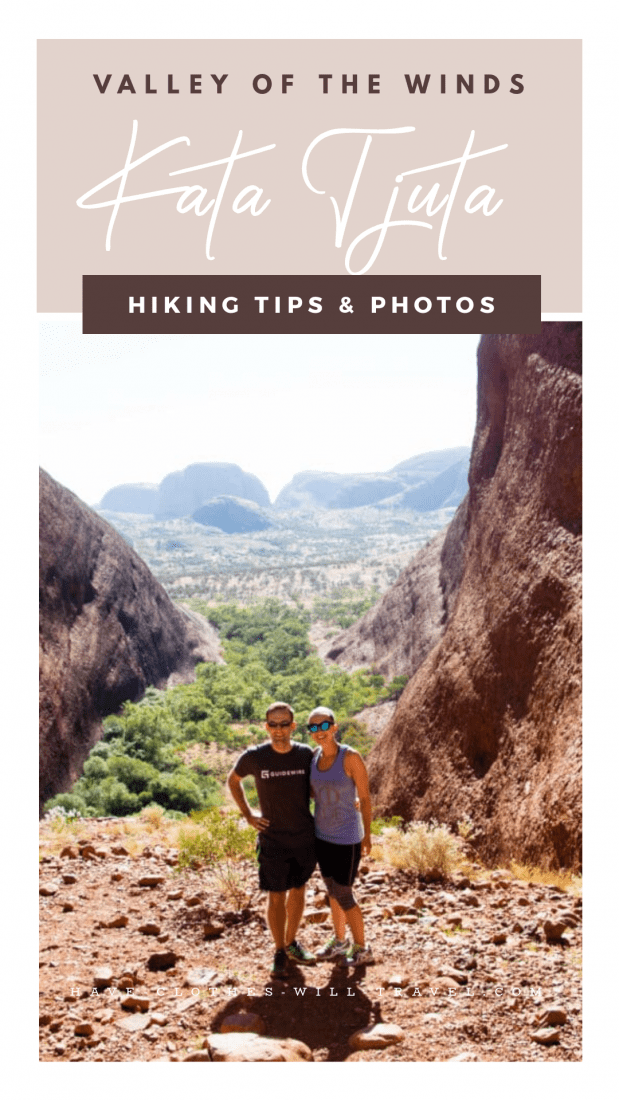 Kata Tjuta & Hiking the Valley of the Winds in Australia (Photos + Tips)