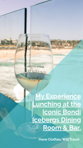 My Experience Lunching at the Iconic Bondi Icebergs Dining Room & Bar